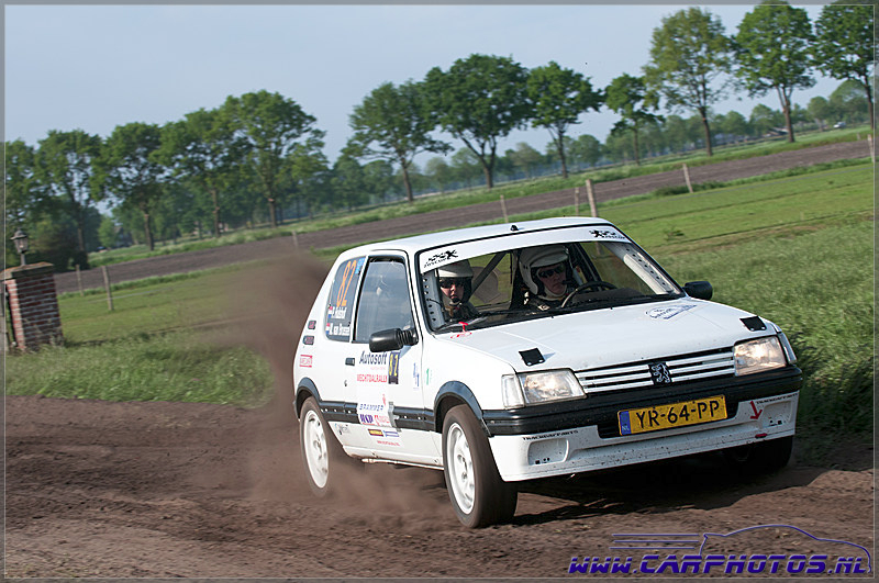 Vechtdalrally 2012