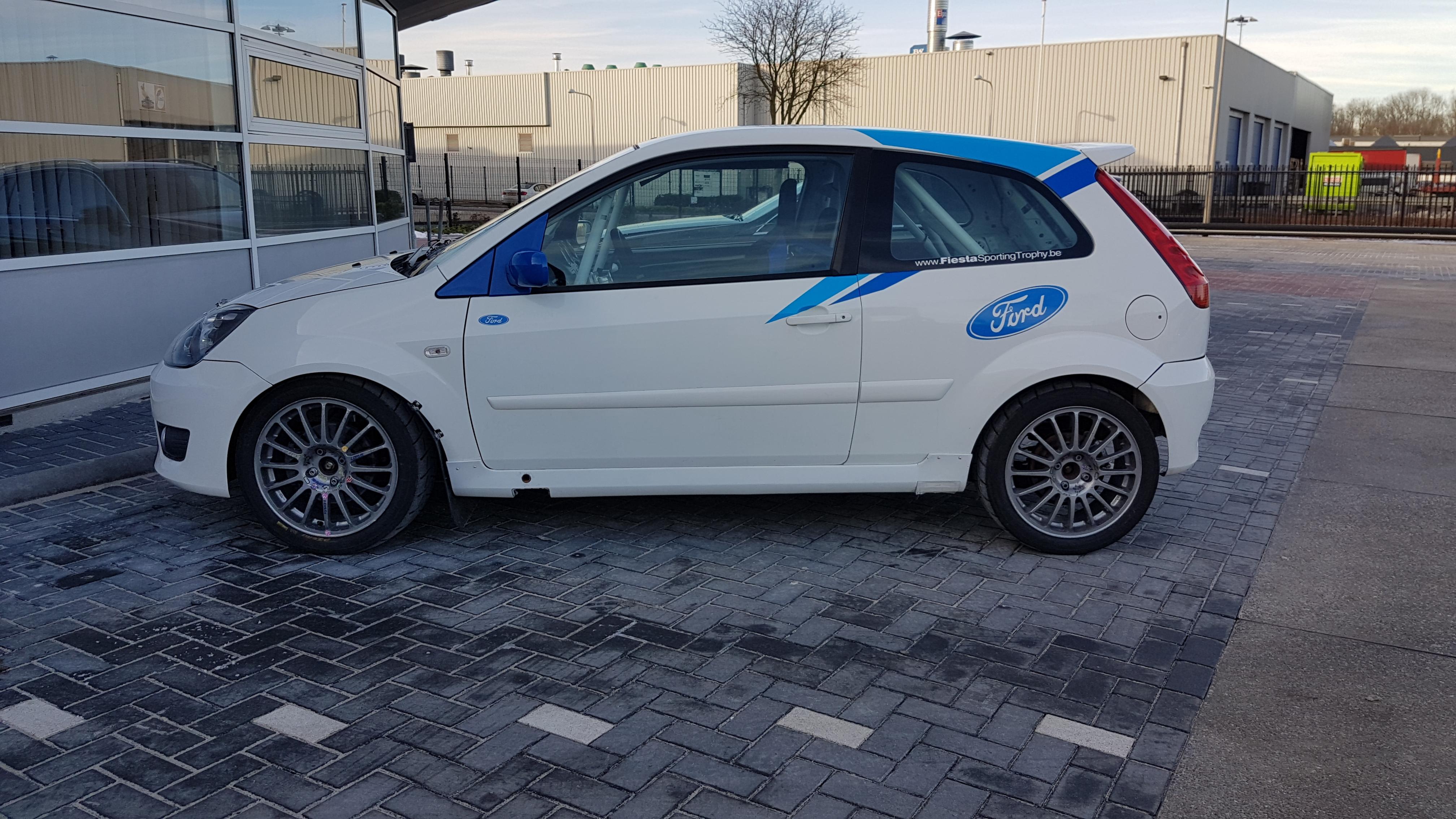 Ford Fiesta ST150 M-SPORT