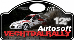Autosoft Vechtdal Rally 2016