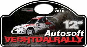Autosoft Vechtdal Rally 2016