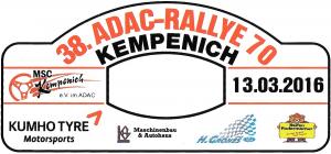 Rallye Kempenich 2016